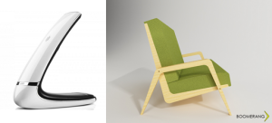 Boom- Chair and Phone